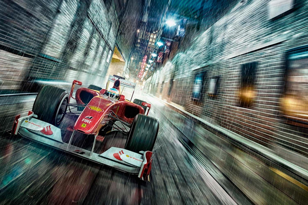 Brilliant Automotive Photography by Nigel Harniman (1)