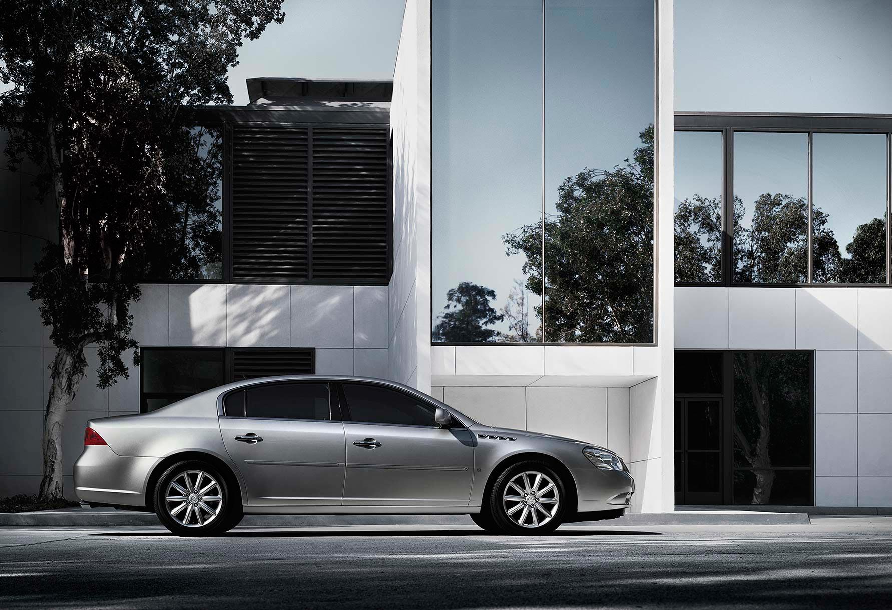Buick Lucerne Detroit