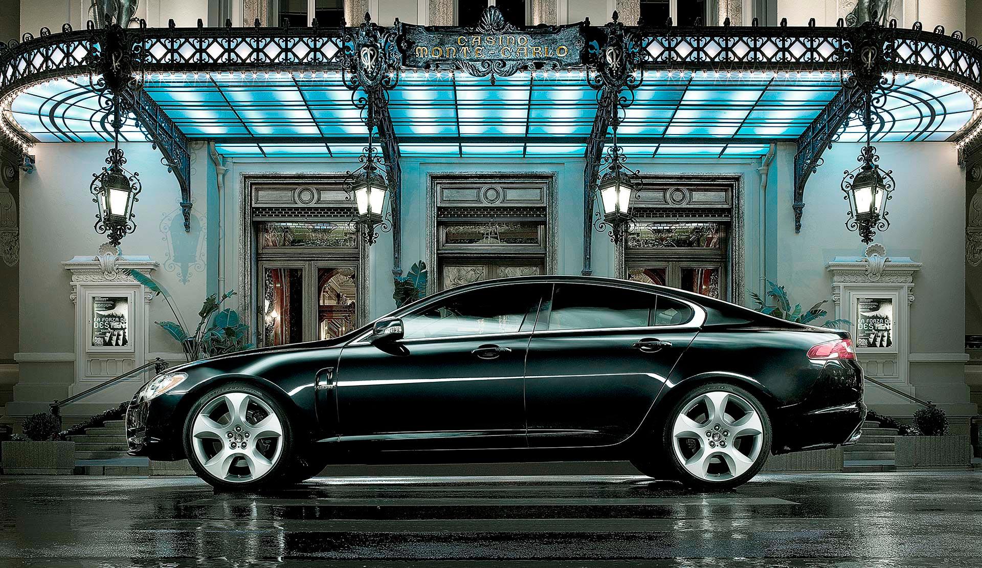 Jaguar XF Monaco