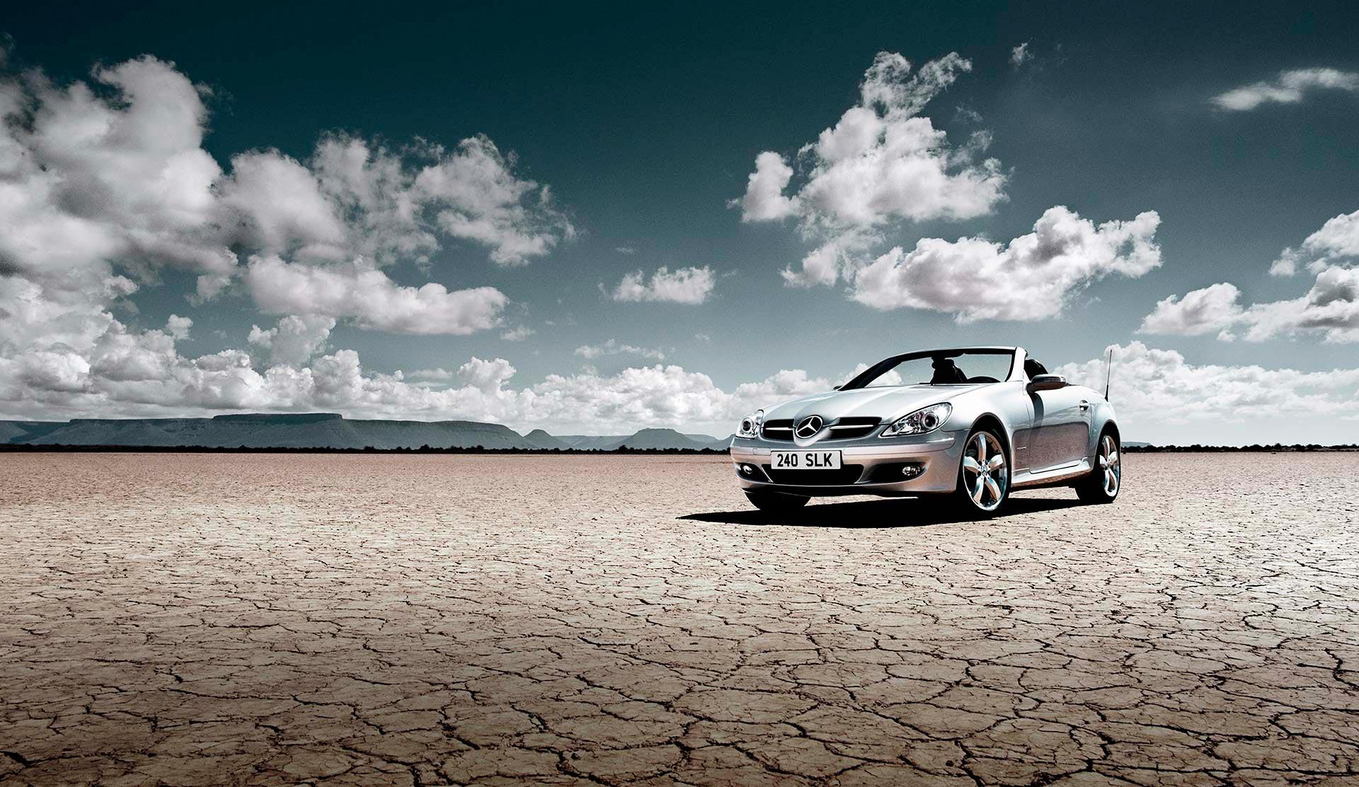 Mercedes SLK Namibia