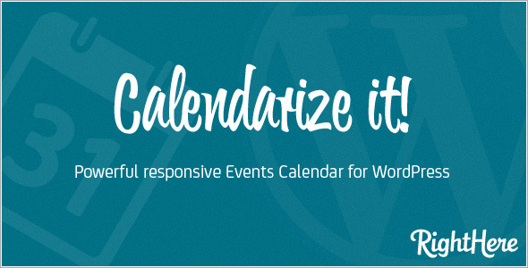 calendarize it preview1 10 WordPress Calendar Plugins and Widgets