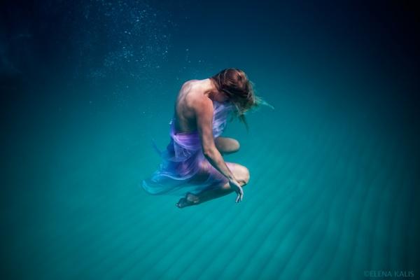 Deep to Deep - I'm Trading My Sorrows by ElenaKalis