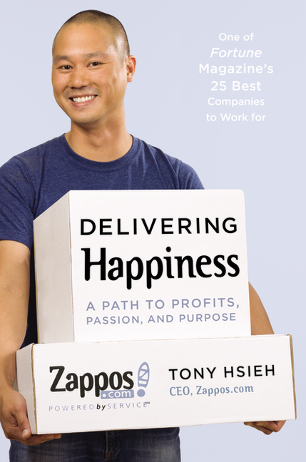 delivering happiness catalog21 Accelerate Your Knowledge: 10 Essential Books on Customer Service