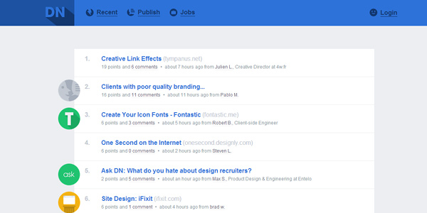 designer news 20 Fresh Tools and Resources for Web Designers