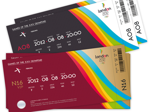 25 Awesome Examples Of Concert Ticket Designs – Ticket Design