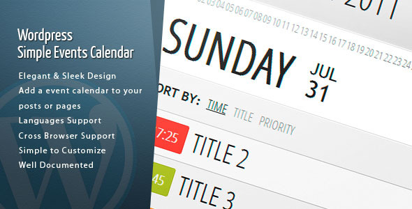 feature1 10 WordPress Calendar Plugins and Widgets
