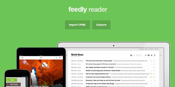 feedly-reader