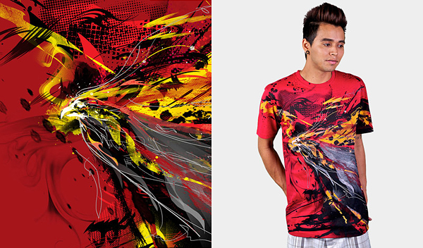 flight of the phoenix 50 Inspiring & Creative T shirts You Can Actually Buy