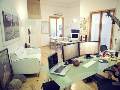 Workspace of Isaac Bordons