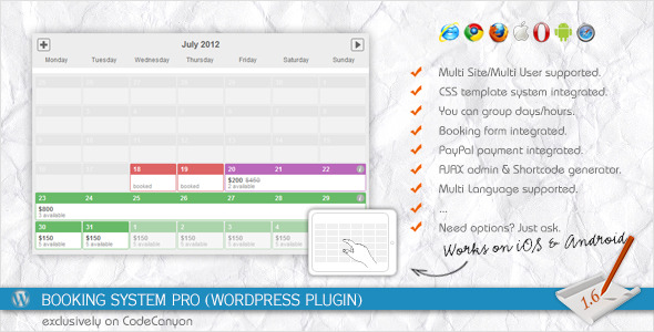 inline preview1 10 WordPress Calendar Plugins and Widgets