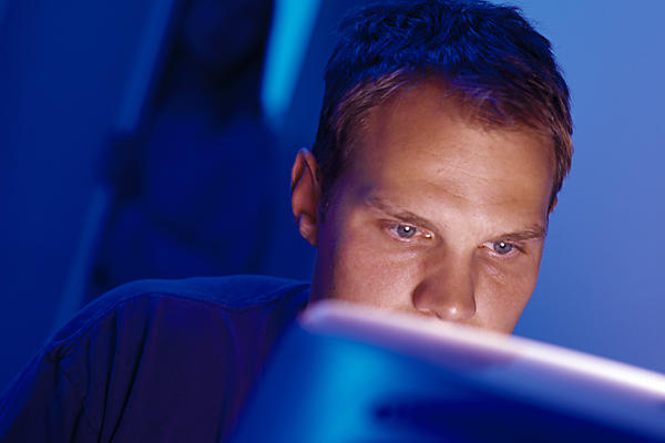 man on computer late at night1 How to Create Effective and Engaging Content