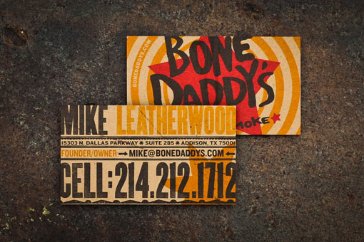 Bone Daddy's Restaurant Design