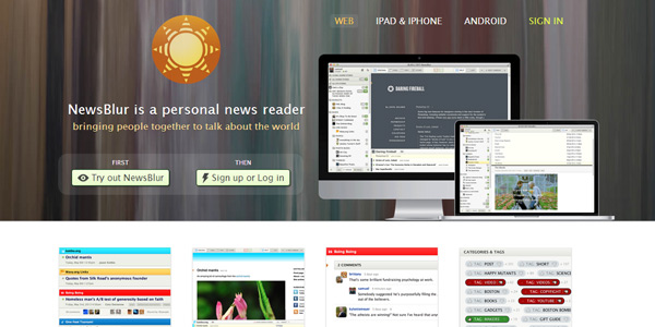 newsblur Best Google Reader Alternatives