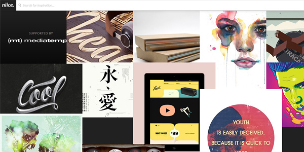 niice 20 Fresh Tools and Resources for Web Designers