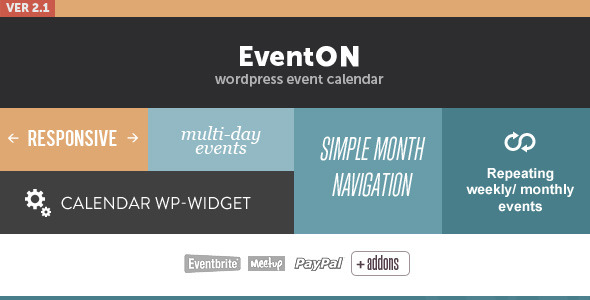 preview11 10 WordPress Calendar Plugins and Widgets