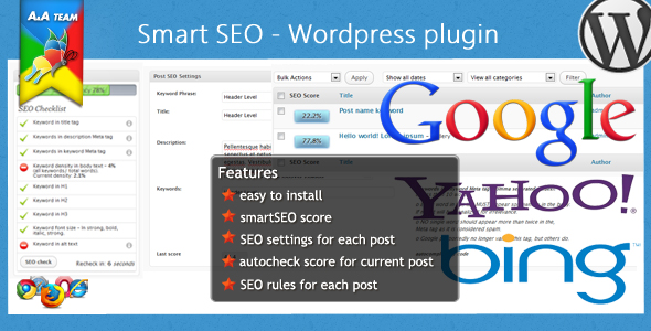 seo preview1 15 Premium WordPress SEO Plugins
