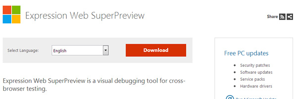 superpreview 7 Free Cross Browser Testing Tools