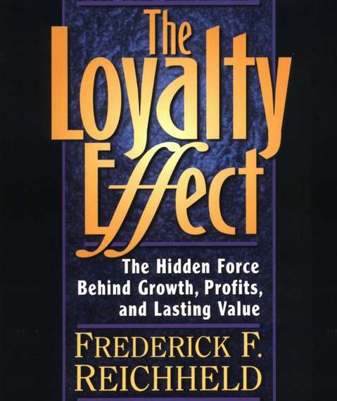 the loyalty effect by frederick reichheld Accelerate Your Knowledge: 10 Essential Books on Customer Service