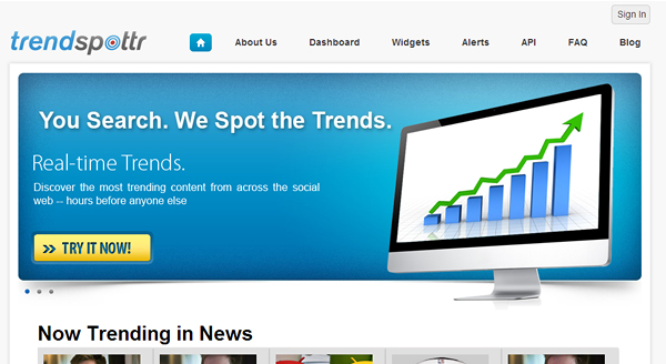 trendspottr Content Marketing Strategy: 7 Tools You Must Know About