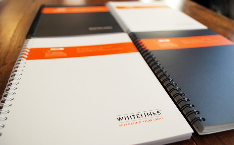 whitelines20wire20a520grp20oblique1 Best Paper Notebooks for Designers