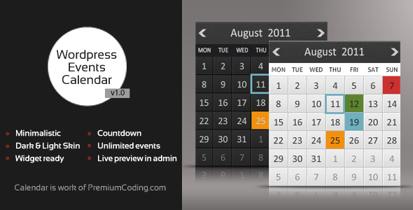 wordpress event calendar big1 10 WordPress Calendar Plugins and Widgets