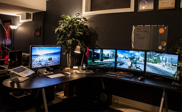 Workspace-of-Mike-Busby-Follow