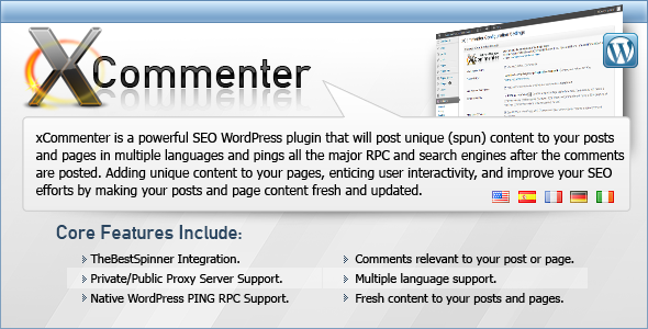 xcommenter preview1 15 Premium WordPress SEO Plugins