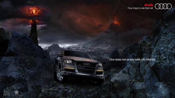 Audi, doing it right