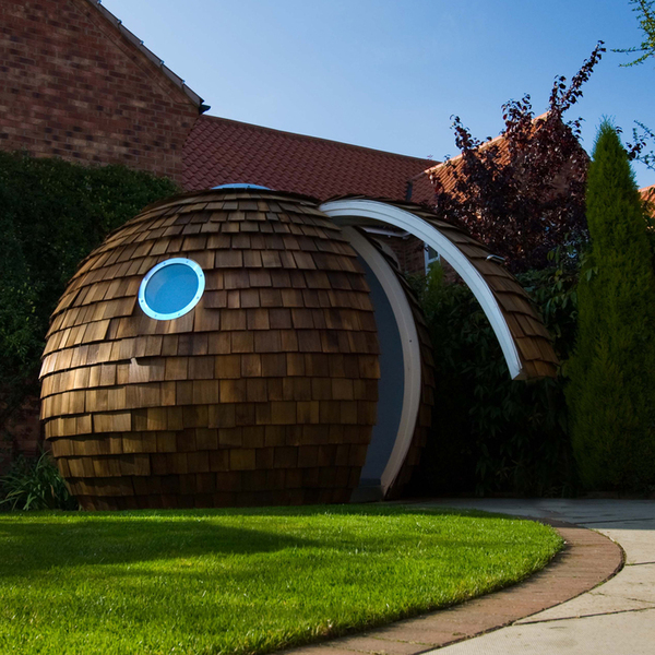 outdoor office pods. luxury garden office by archipod outdoor pods