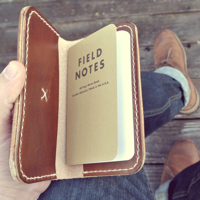 No.11 Notebook Wallet