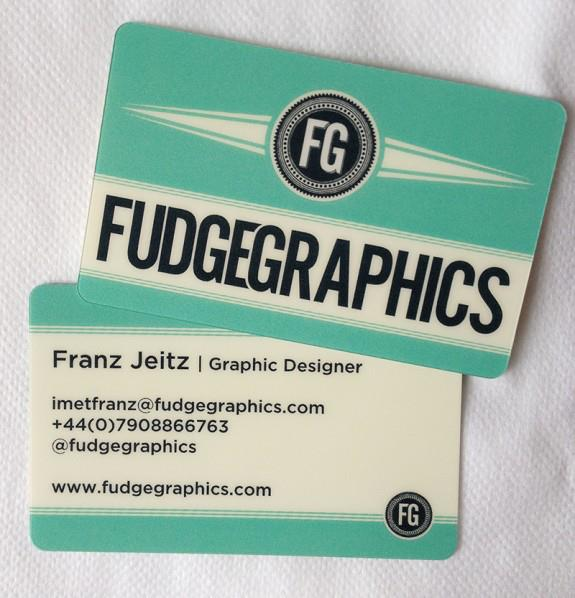 Business Cards by Franz Jeitz