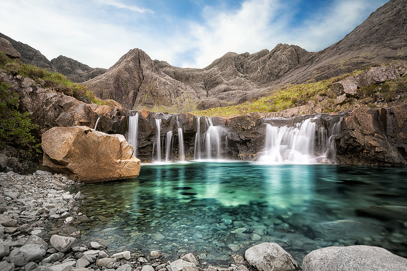 Fairy Pools - Isle of Skye, Scotland