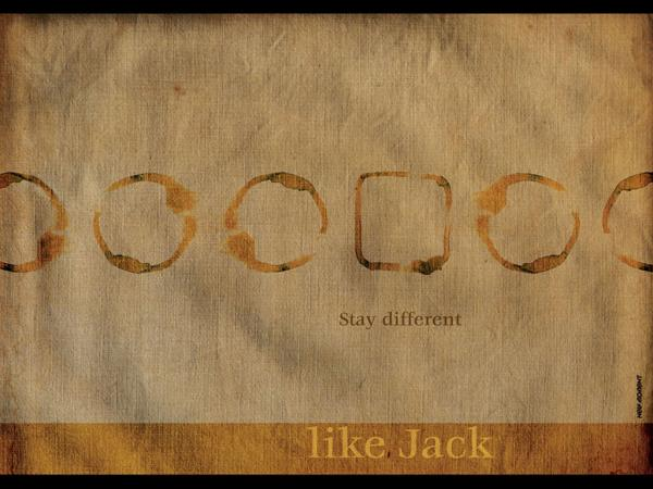 Stay Different Like Jack
