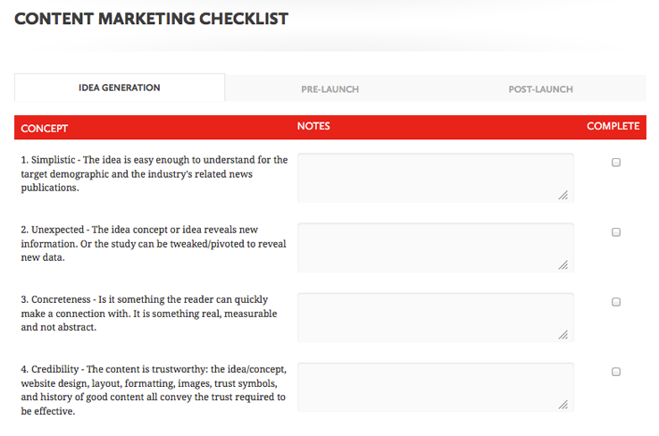 Content-Marketing-Checklist