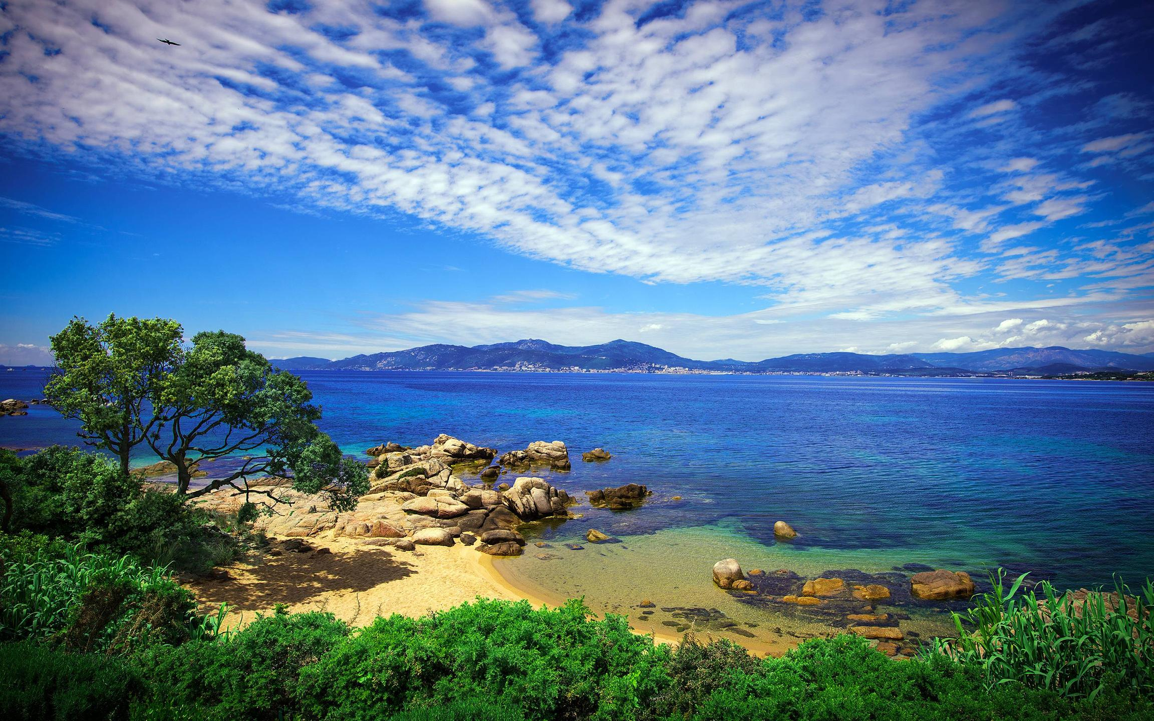 Porticcio, Corsica