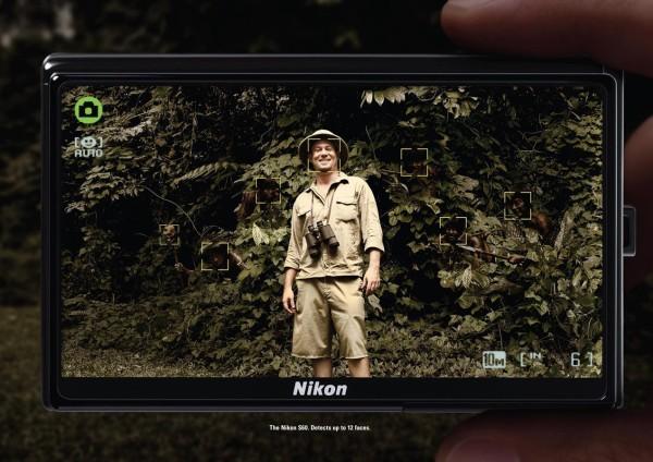 Nikon FaceDetect