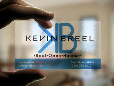 kb1 Why You Should Use Plastic Business Cards