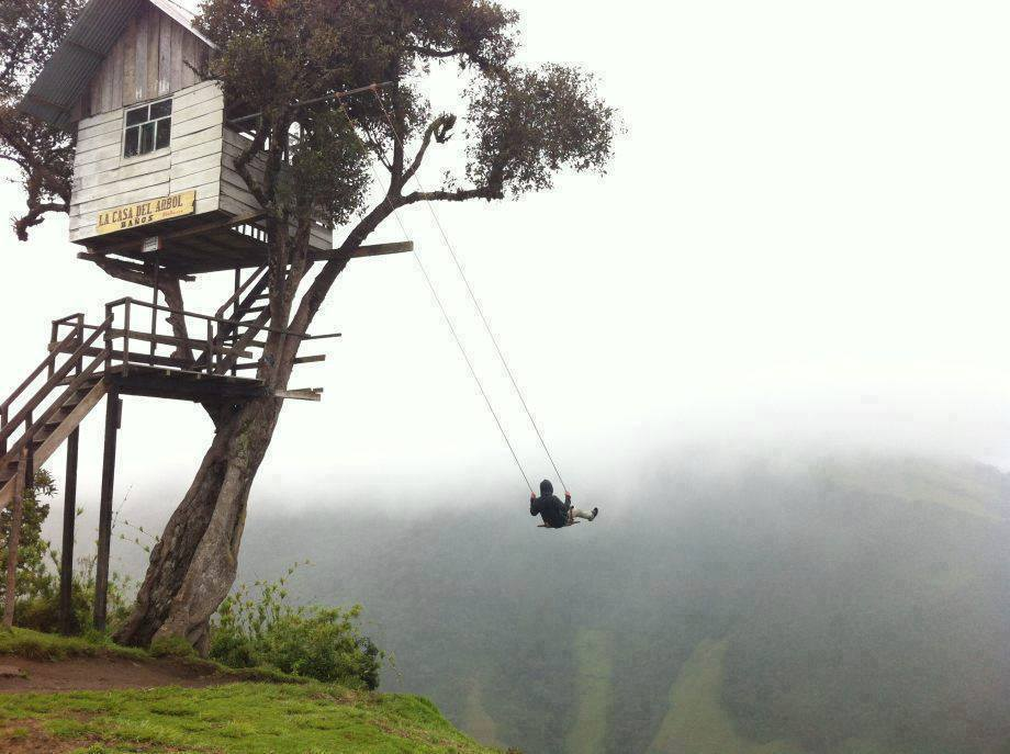 Swing in Equador