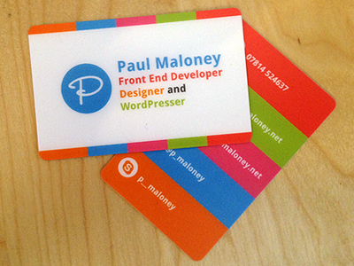 ooo1 Why You Should Use Plastic Business Cards