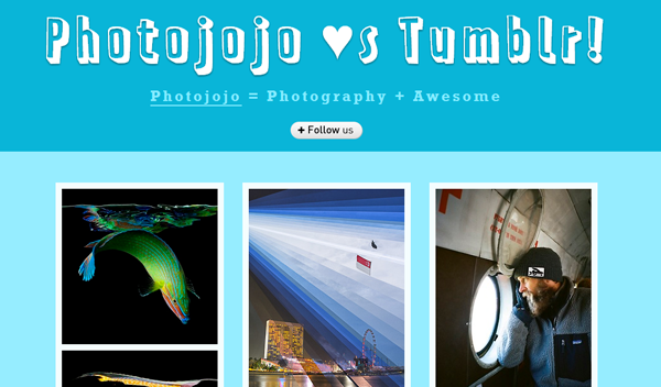 photojojo 20 Tumblr Blogs You Should Be Following
