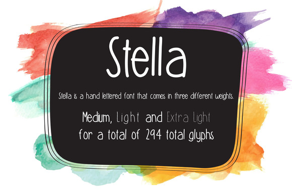 stella intro f1 18 Incredible Design Bundles for DIY Projects