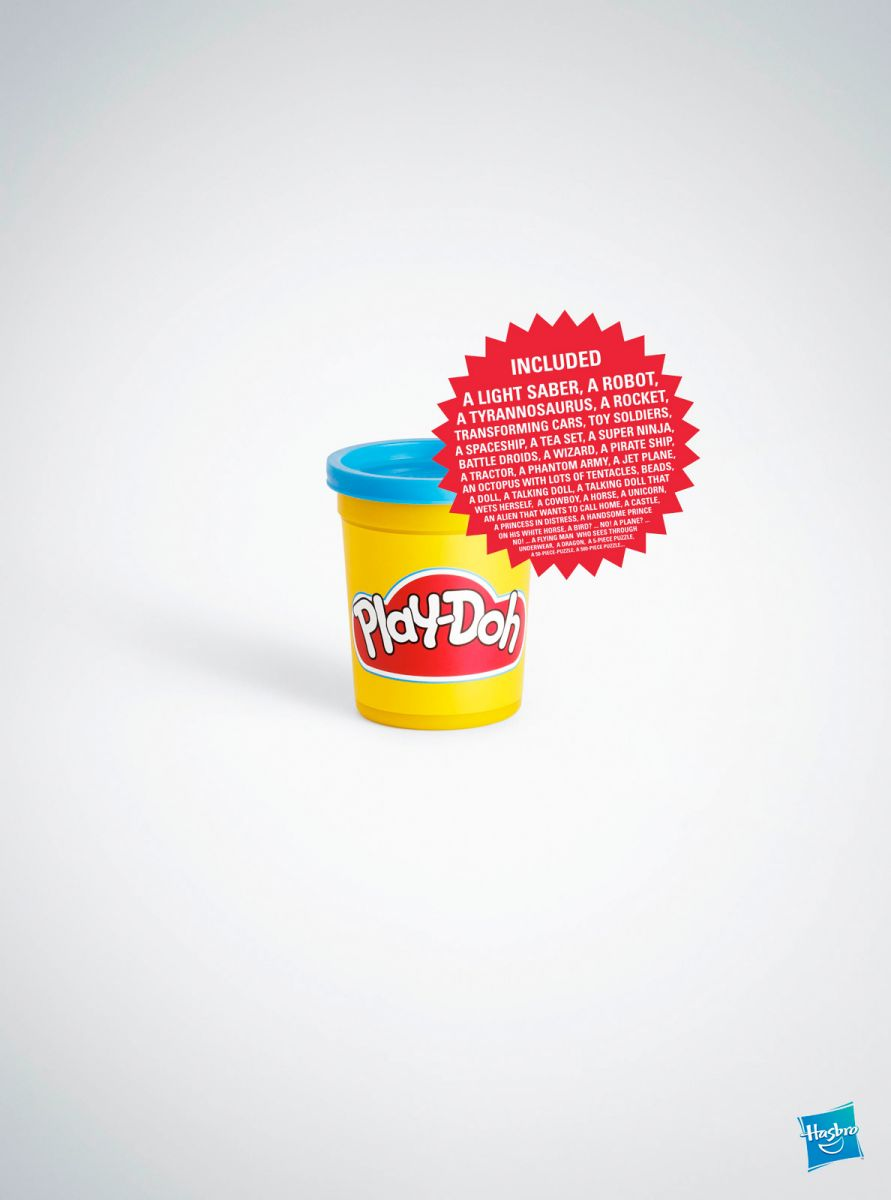 Play-Doh Ad