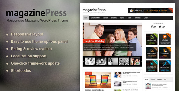 01 preview   large preview31 40 Premium News and Editorial Wordpress Themes