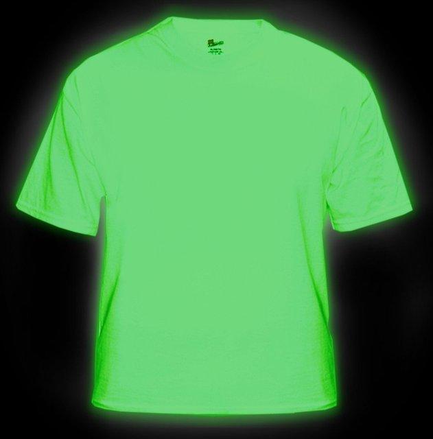 glow int he dark tshirt