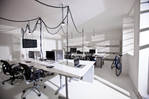 brandbase office 3 Inspiring Offices: 10 Creative Workspace Environments