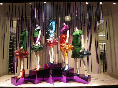 burberry31 15 of the Best Window Displays of 2013