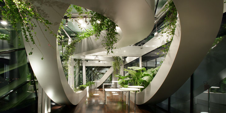cci 4 Inspiring Offices: 10 Creative Workspace Environments