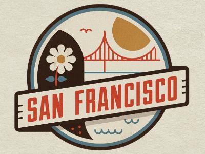 San Francisco by Jesus