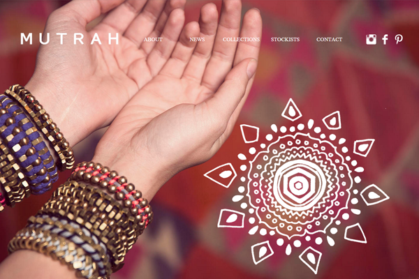 mutrah 25 Beautiful Websites Designed With Wix