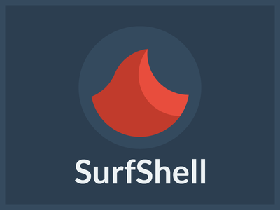 surfshell 1x1 30 Charming Flat Logo Designs